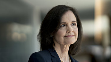 Judy Shelton's nomination was blocked by the Senate but could still be brought forward again.