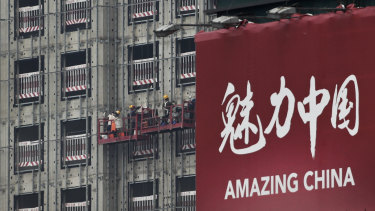 China's construction industry is picking up pace, sending metal prices surging.