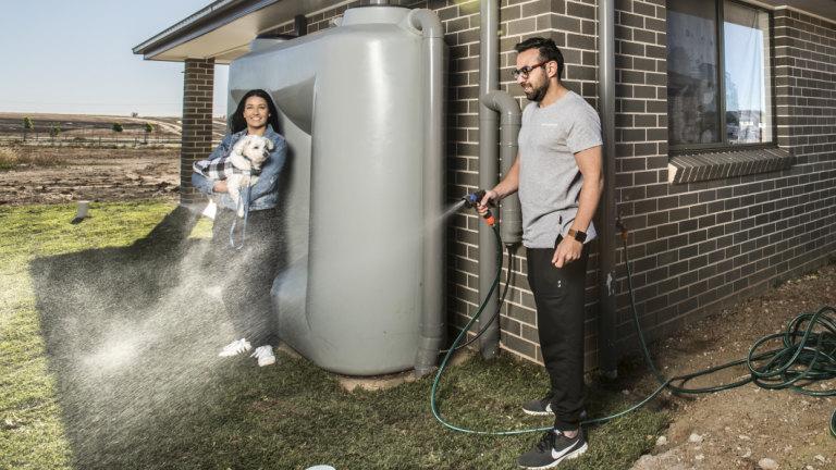 Water Storage Under House Home Decorating Ideas