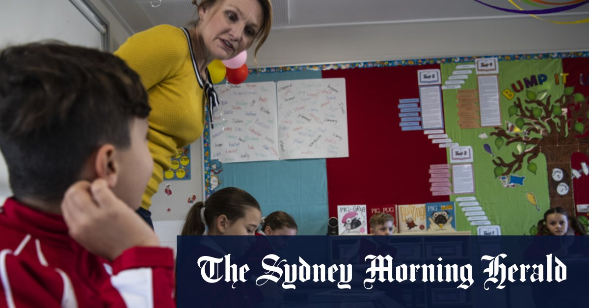Hundreds exposed but NSW schools have 'extremely low' COVID-19 infections – Sydney Morning Herald