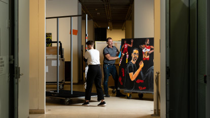 Record year predicted for Archibald Prize entries