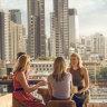 Brisbane a secret foodie hotspot - Ute Junker. The rooftop Bar Eleven has panoramic views