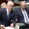 Dutton says he threatened to quit cabinet unless Turnbull banned Huawei