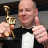 RIP, Gold Logie, you've had your moment. It's time for bed
