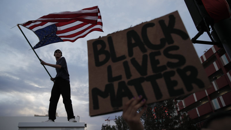 George Floyd riots LIVE updates: Minneapolis National Guard deployed as police officer charged with murder