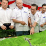 Malaysia suspends $20b Chinese Belt and Road rail project