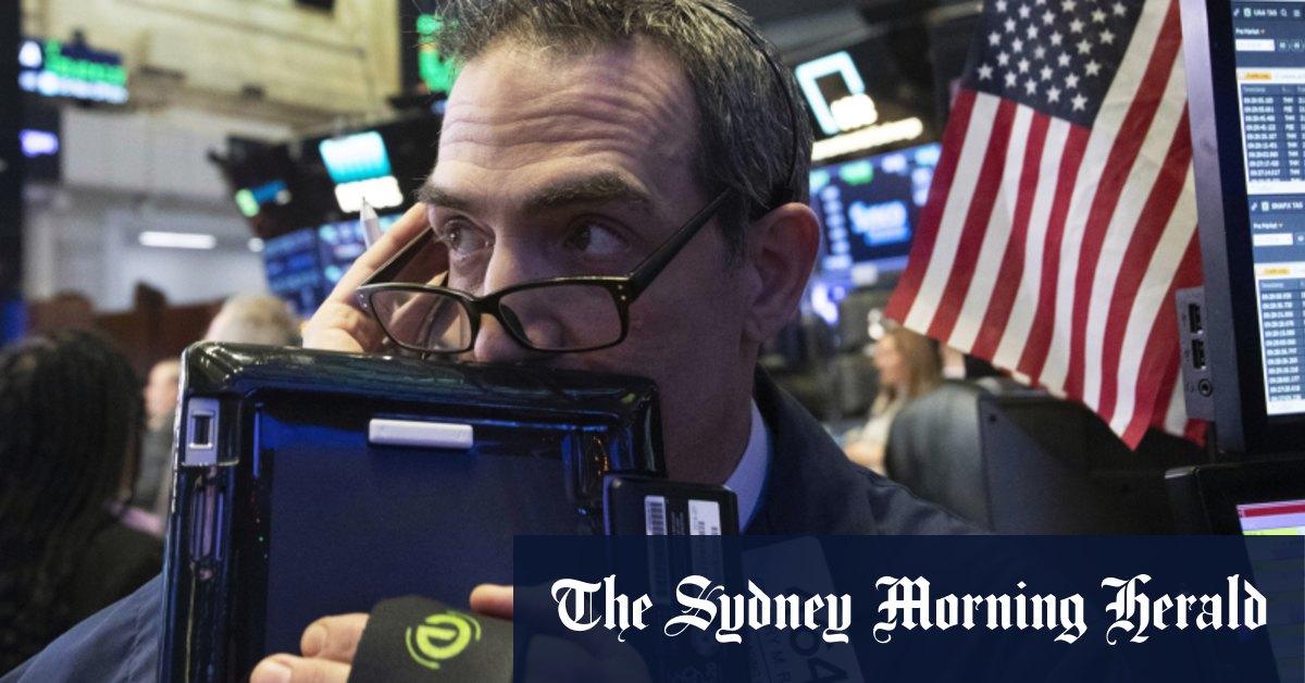 Wall Street tumbles as virus cases soar stimulus hopes fade – Sydney Morning Herald