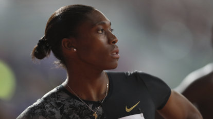 Testosterone study shows Semenya has an advantage over rivals: IAAF