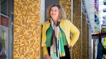 We're all as Canberran as each other, says curator Virginia Rigney