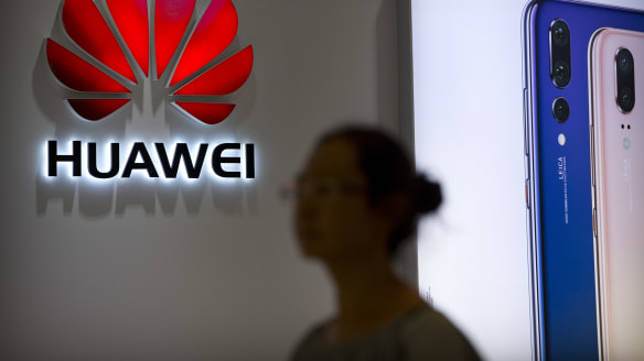 China's Huawei, ZTE banned from 5G network