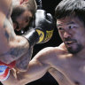 Horn quick to suggest rematch after  Pacquiao's title win