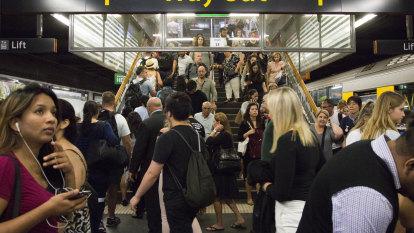 Sydney train commuters face major delays
