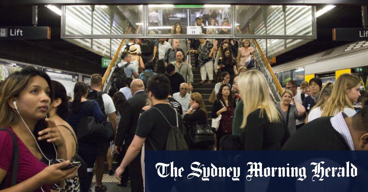 Sydney train commuters face major delays – Sydney Morning Herald