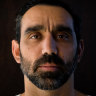 Goodes' feelings shaped by final AFL seasons