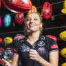 'Surreal': Hoskings keeping things normal ahead of AFLW grand final