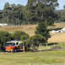 Man dead after 'home-built' light plane crashes in Hunter
