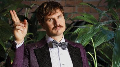 Stripping at Brisbane Comedy Festival gig gave comic his break