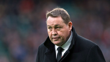 Adversary: All Blacks coach Steve Hansen says the Wallabies will be different without Folau.