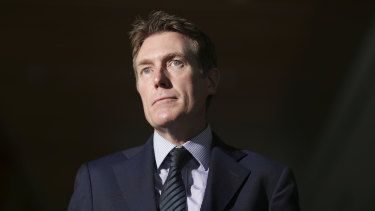 Attorney-General and Minister for Industrial Relations Christian Porter