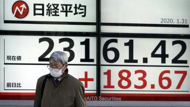 Japan's Nikkei rose on Tuesday, alongside a host of Asian markets.