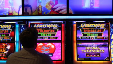 Queensland councils say it is time for them to have a say in approving or rejecting gaming machine developments.