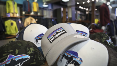 Patagonia also donates 1 per cent of sales to environmental groups every year.