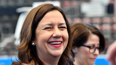 Premier Annastacia Palaszczuk said the changes would allow workers to have the night of Christmas Eve off or be properly compensated.