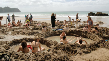 Popular tourist spots around New Zealand have reported that the local infrastructure cannot handle the tourist influx.