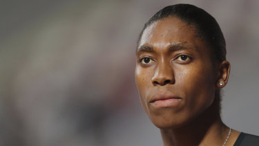 Caster Semenya says the IAAF have treated her as a guinea pig.