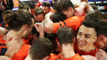 Dylan Shiel has already left: is time slipping away for the Giants' first generation of stars to win a flag?