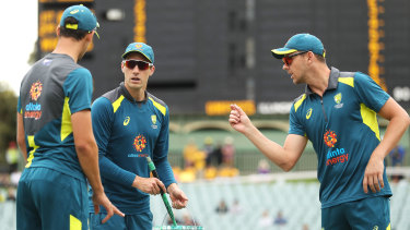 Could the pace attack of Mitchell Starc, Pat Cummins and Josh Hazlewood go down as Australia's greatest of all time?
