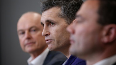 The Dockers are playing hard ball as trade talks continue.