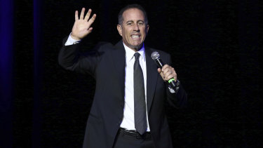 Jerry Seinfeld has perfected the art of stand-up comedy.