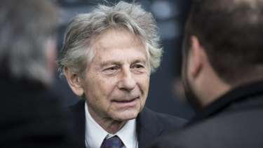 French-Polish film director Roman Polanski, pictured here in 2017, has a new film included in the Venice Film Festival line-up.