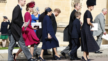 Harry and Meghan are in Australia after attending Princess Eugenie's wedding at Windsor Castle on Friday.