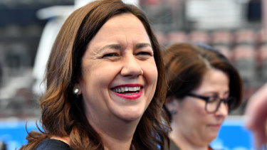 Premier Annastacia Palaszczuk put the issue of resolving domestic violence on the government agenda by commissioning Dame Quentin Bryce report into domestic violence issues in Queensland in 2015.
