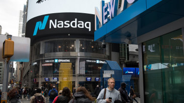 Afterpay founders can rub shoulders with the likes of Elon Musk's Tesla - a fellow Nasdaq traded stock.