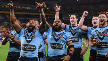 NSW are chasing history on the Gold Coast.