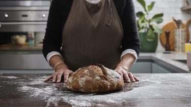 Sales of flour increased more than 15 per cent this year as we took to our kitchens to make sourdough.