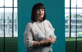 Rugby Australia chief executive Raelene Castle.