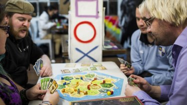 Even before the pandemic, board games like Settlers of Catan were enjoying a revival.