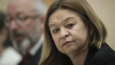 Michelle Guthrie: Sacked from the ABC.