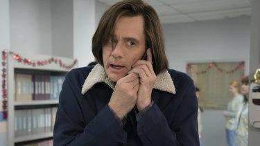 Jim Carrey as Jeff Pickles in Kidding.