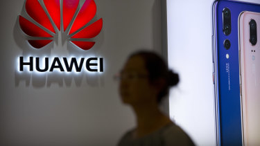 Huawei had been angling to build 5G infrastructure in Australia.