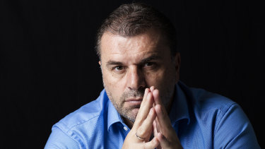 Ange Postecoglou quit as Socceroos coach after sealing qualification for the 2018 World Cup.