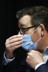 Premier Daniel Andrews says modest adjustments to public-health rules can be expected.