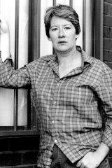 Anne Phelan as topdog Myra Desmond in Prisoner.
