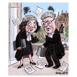Sue Chrysanthou and Bruce McClintock