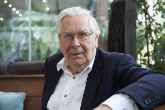 British economics professor Mervyn King.