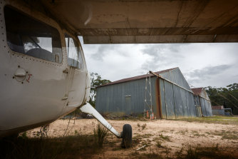 The old Katoomba Airfield now under the care of FlyBlue Management.